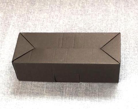 黑卡礼品扣盒